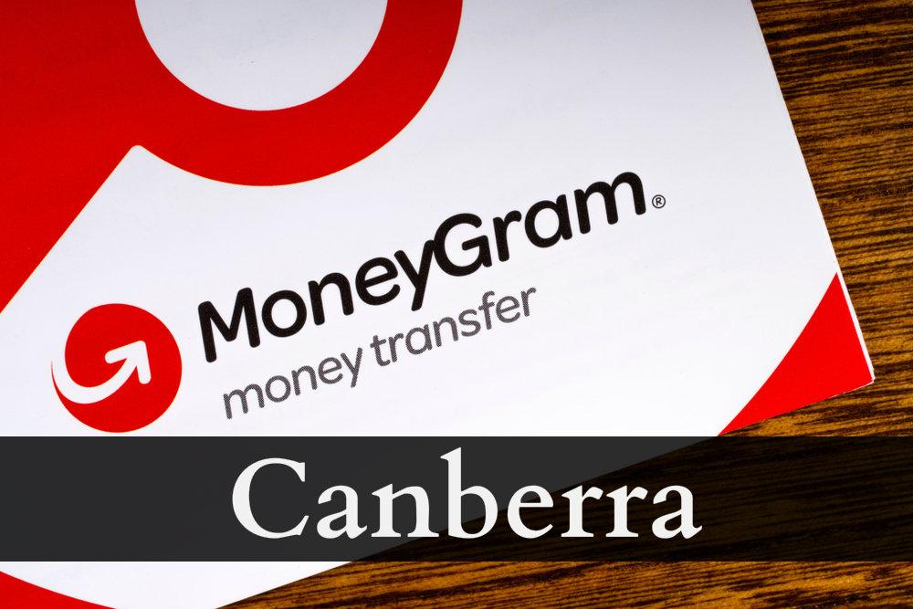 Moneygram Canberra
