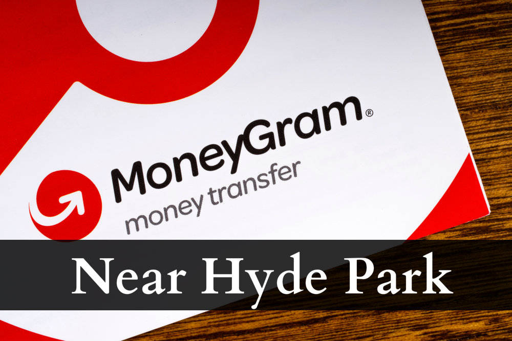 Moneygram Near Hyde Park
