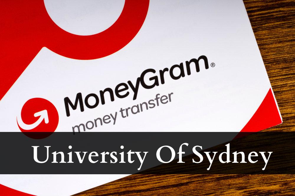 Moneygram University Of Sydney