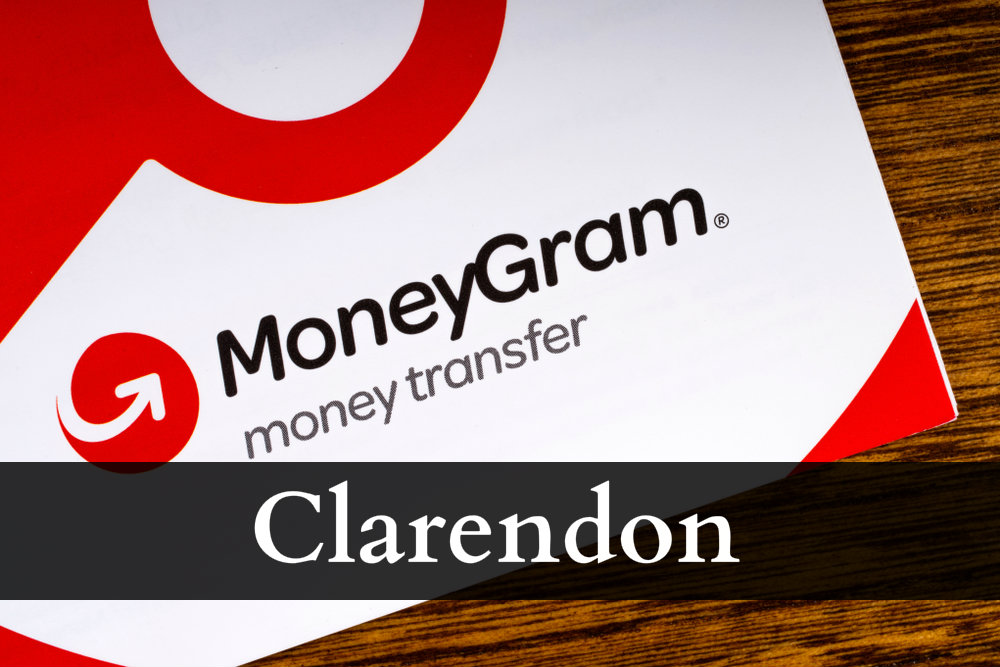 Moneygram Clarendon
