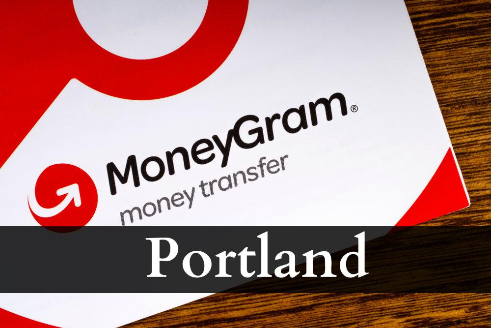 Moneygram Portland