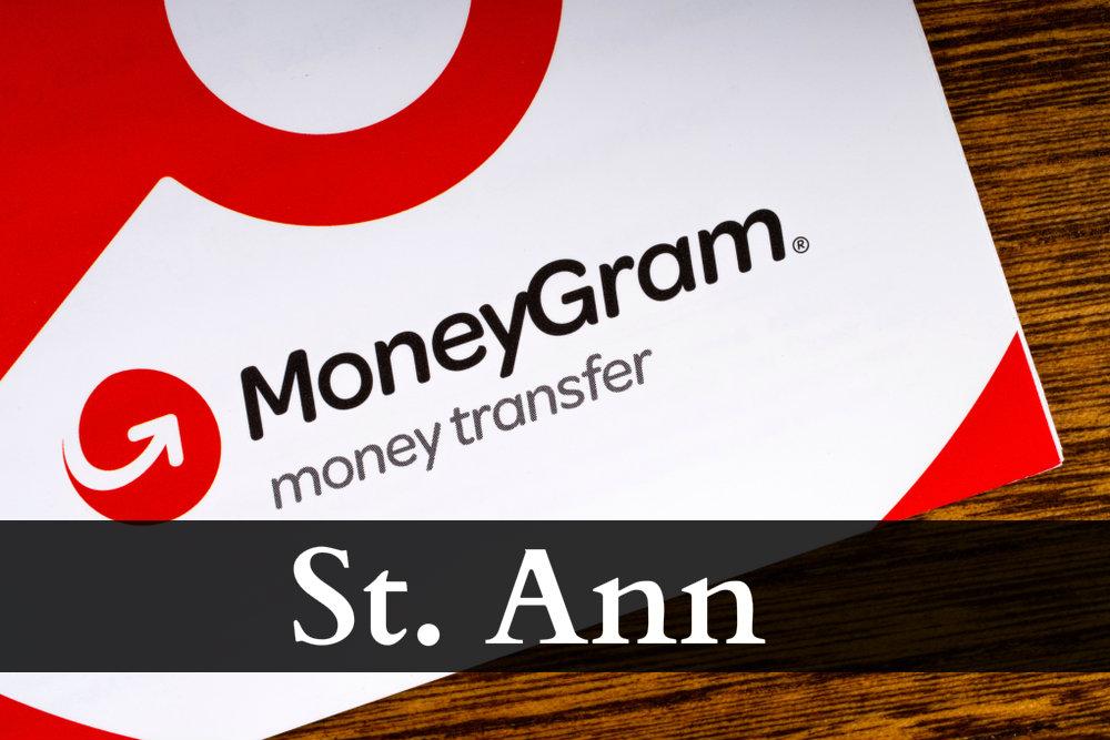 Moneygram St. Ann