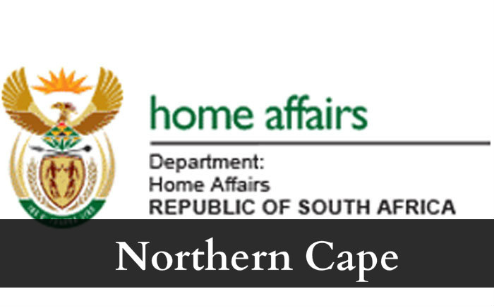 Home affairs Northern Cape
