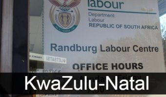 UIF Labour Centres KwaZulu-Natal