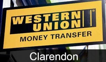 Western union Clarendon