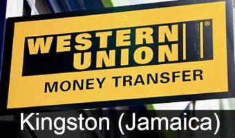 Western union Kingston (Jamaica)