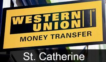 Western union St. Catherine