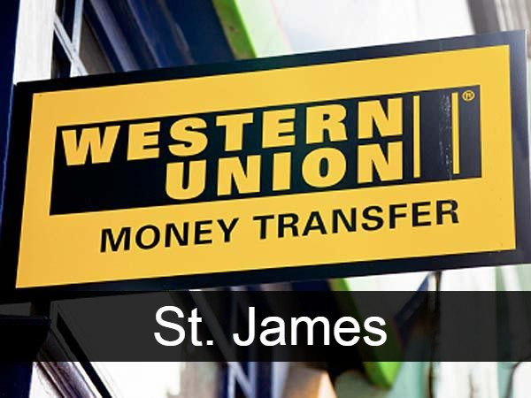 Western union St. James