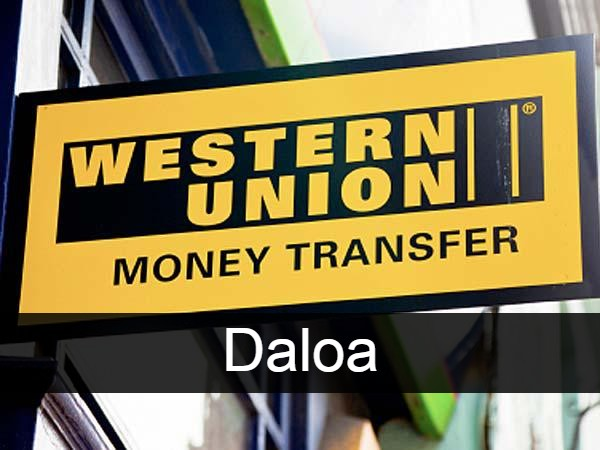Western union Daloa