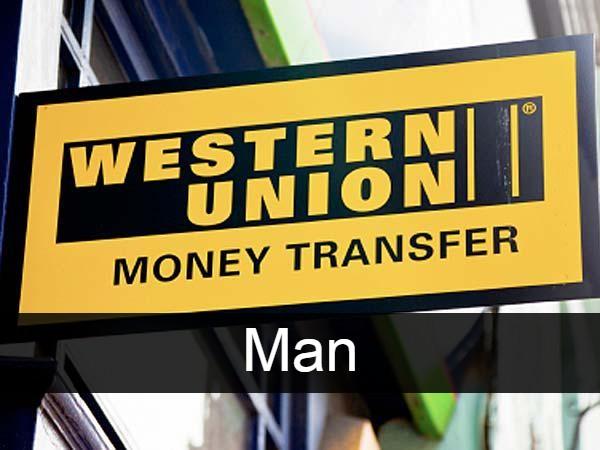 Western union Man