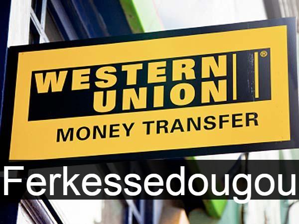 Western union in Ferkessedougou