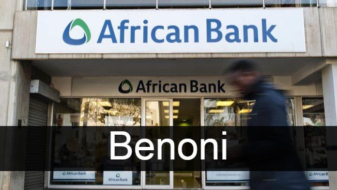 African bank Benoni