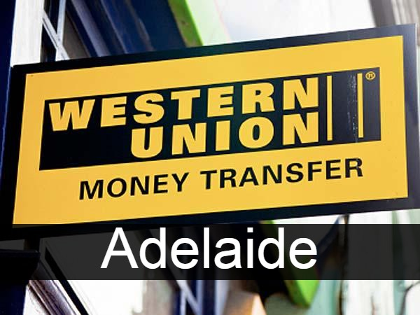 Western union Adelaide