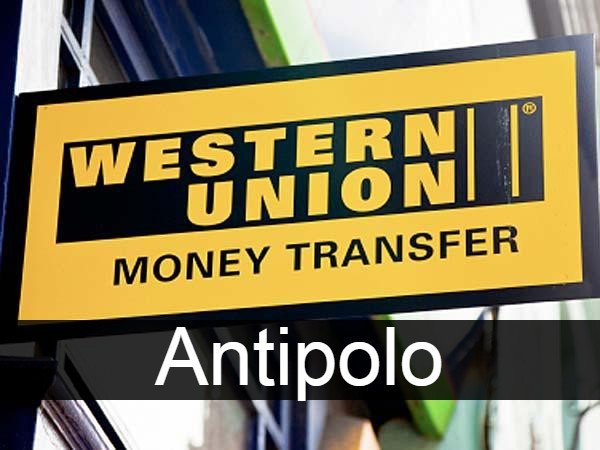 Western union Antipolo