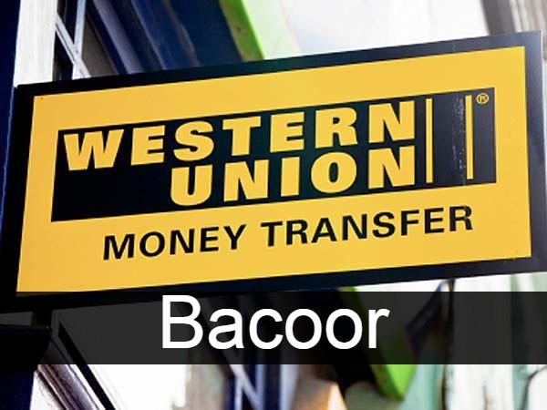 Western union Bacoor