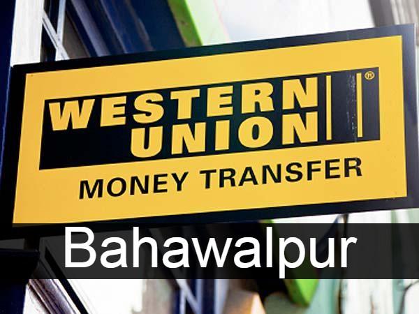 Western union Bahawalpur