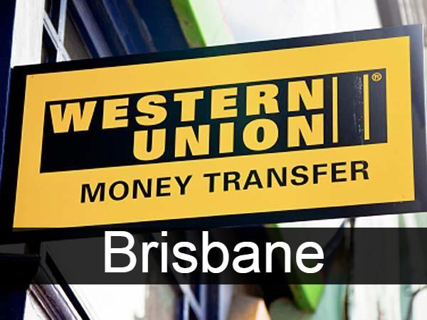 Western union Brisbane