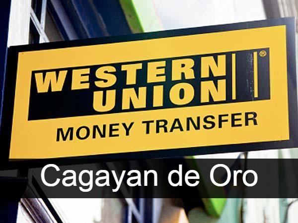 Western union Cagayan de Oro