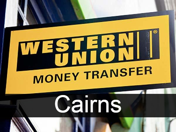 Western union Cairns