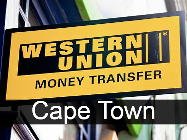 Western union Cape Town