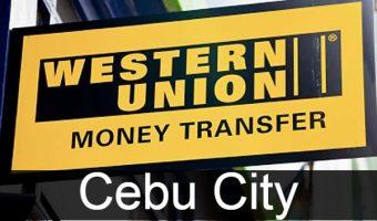 Western union Cebu City