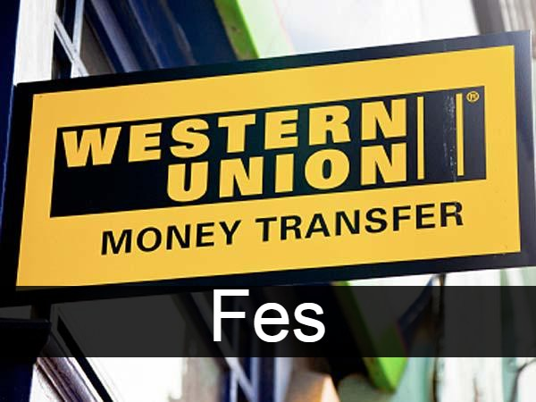 Western union Fes