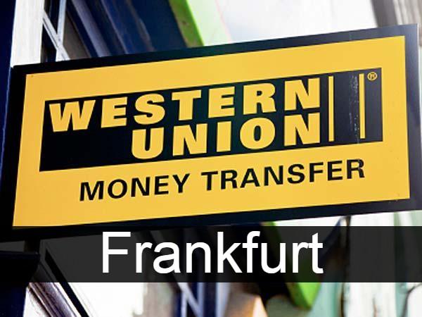 Western union Frankfurt