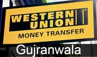 Western union Gujranwala