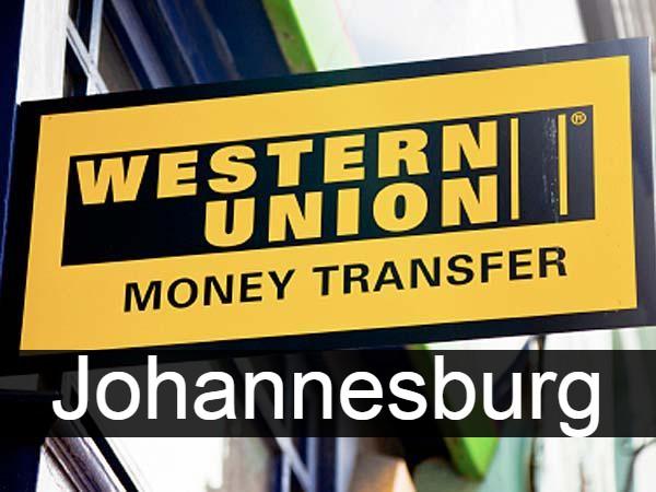 Western union Johannesburg