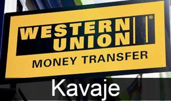 Western union Kavaje
