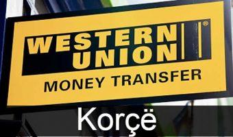 Western union Korçë