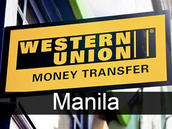 Western union Manila