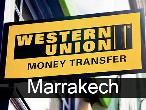 Western union Marrakech