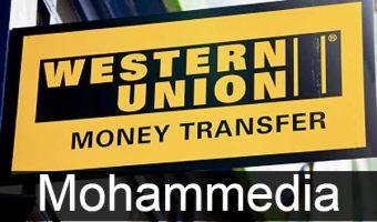 Western union Mohammedia