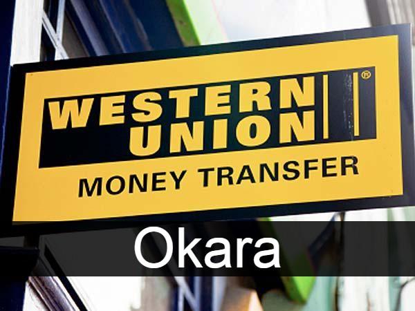 Western union Okara