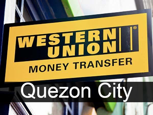 Western union Quezon City