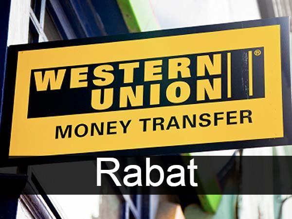 Western union Rabat