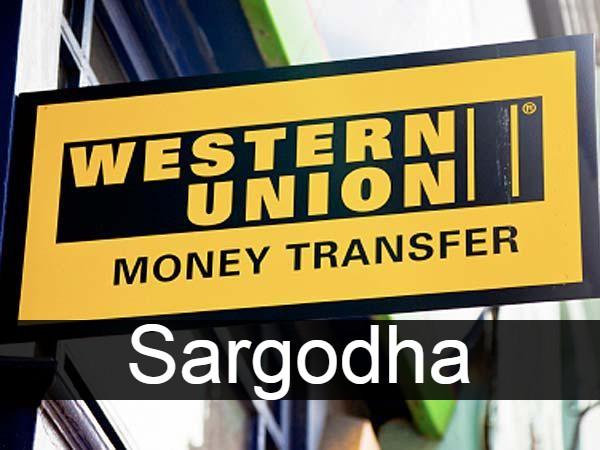 Western union Sargodha