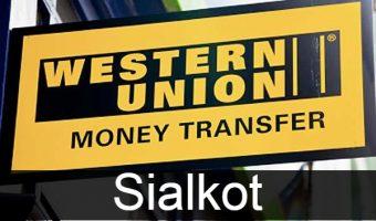 Western union Sialkot