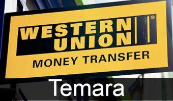 Western union Temara