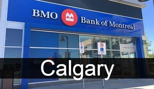 Bank of Montreal Calgary