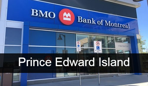 Bank of Montreal Prince Edward Island