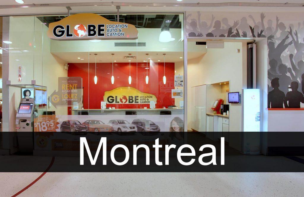 Globe Car Montreal
