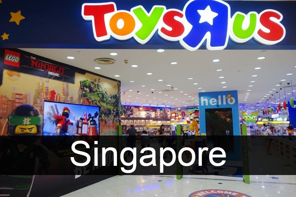 Toy R us Singapore