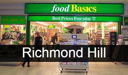 food basics Richmond Hill