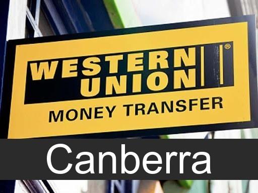 western union en Canberra
