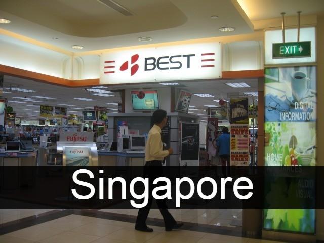 Best Denki Singapore