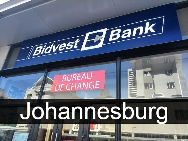Bidvest Bank Johannesburg