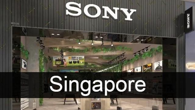 Sony Singapore