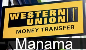 Western union in Manama
